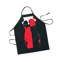 BE THE CHARACTER HARLEY QUINN APRON
