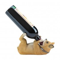 CHIHUAHUA WINE BOTTLE HOLDER