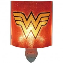 WONDER WOMAN LOGO ACRYLIC NIGHTLIGHT