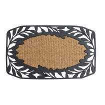 VINE LEAVES WELCOME MAT